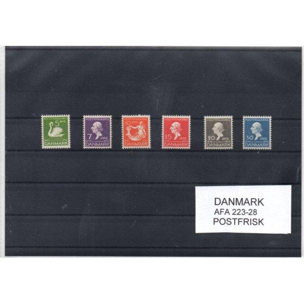 Danmark - AFA  223 - 28 - Postfrisk