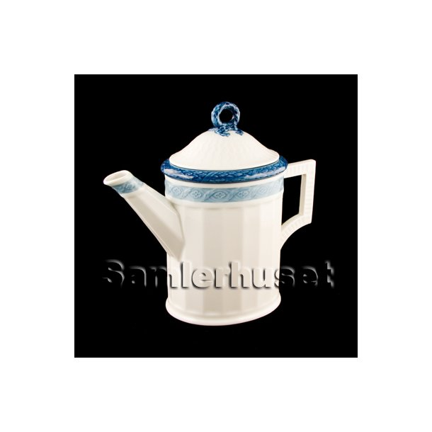 Blå Vifte Kaffekande