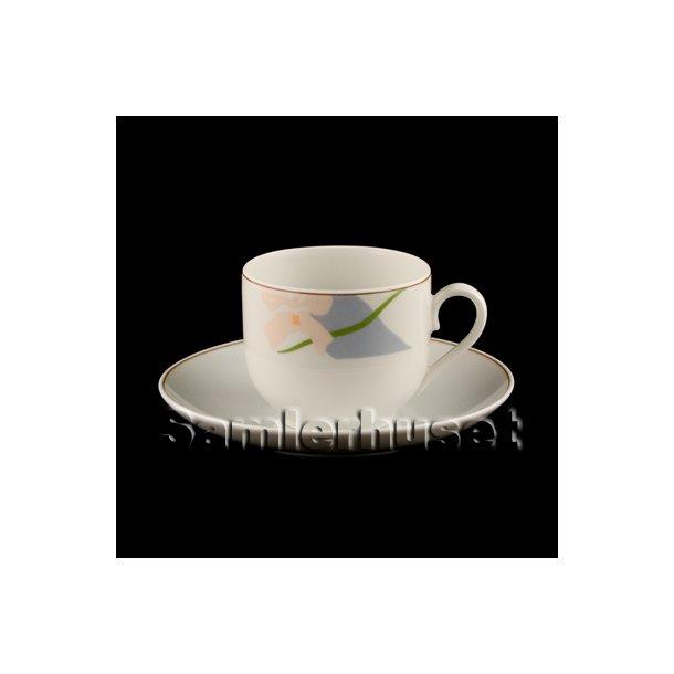 Blå Orkide Kaffekop