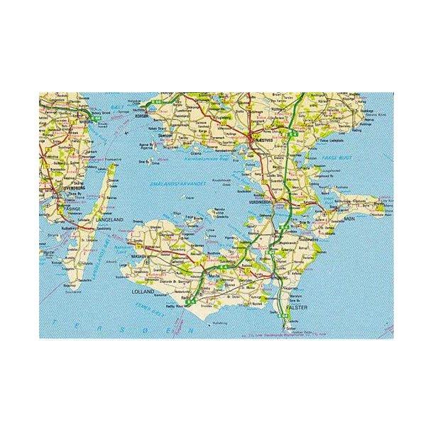 Kort Over Naestved Tj Geo 2
