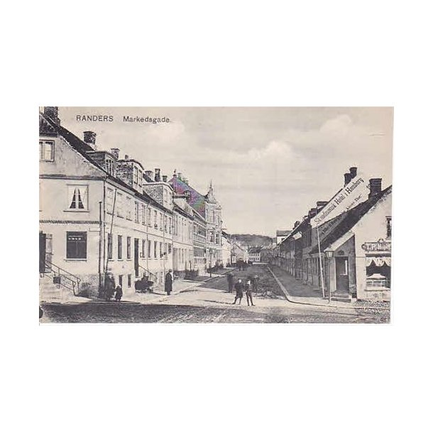 Randers - Markedsgade - u/n