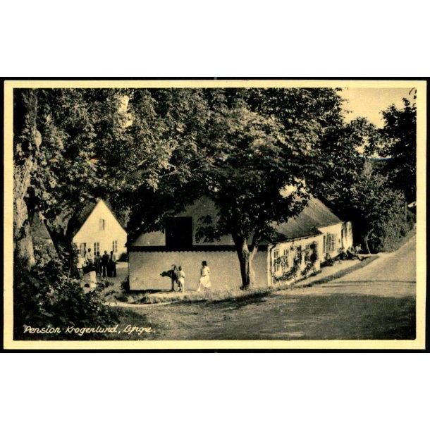 Pension Krogenlund - Lynge - Aage Lindgren 8863