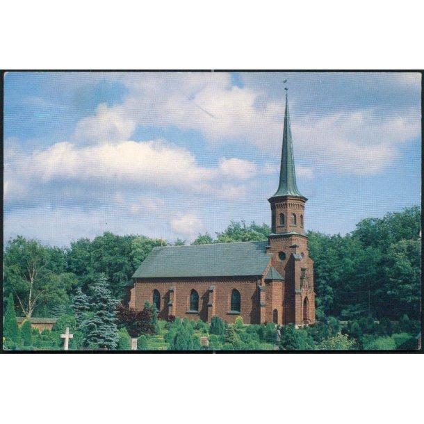 fakse ladeplads kirke
